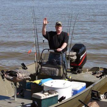 Todd Boaze - Fishing