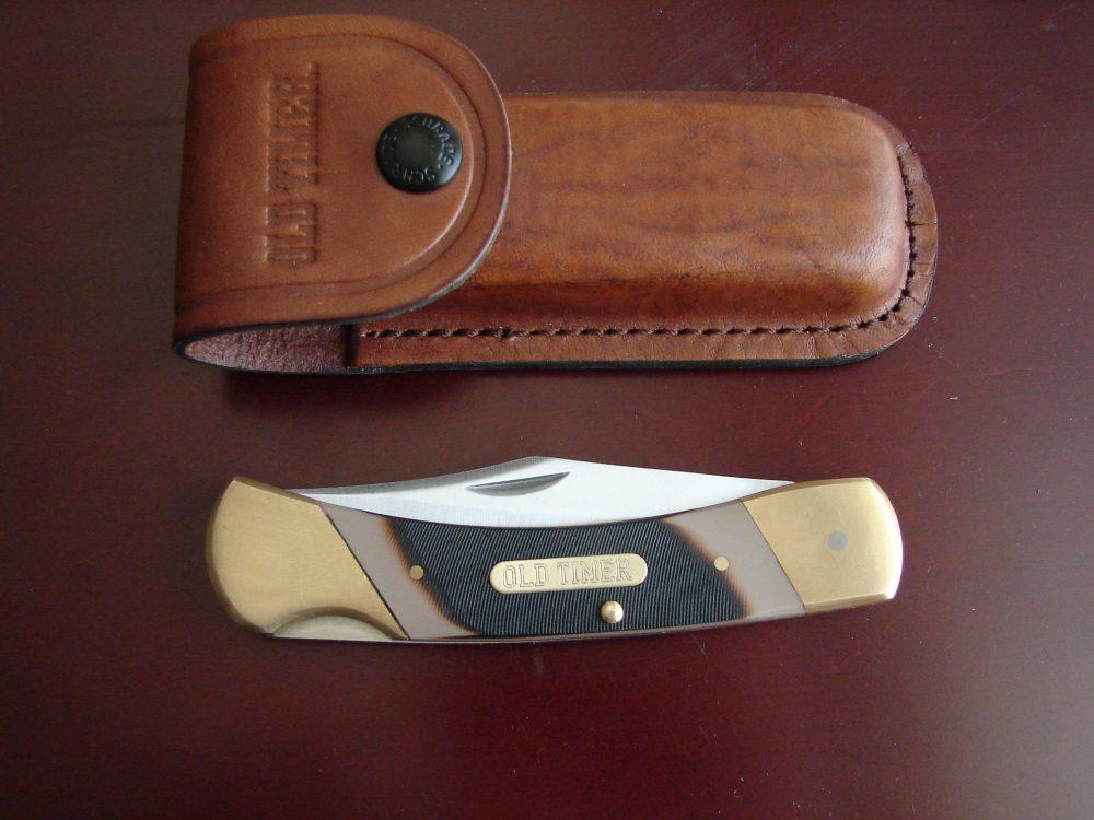 Schrade Old Timer #7OT Knife