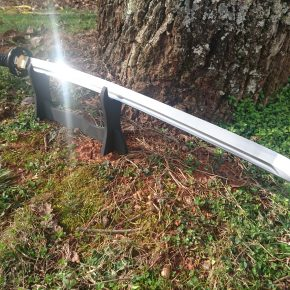 1055 Carbon Steel Katana Sword