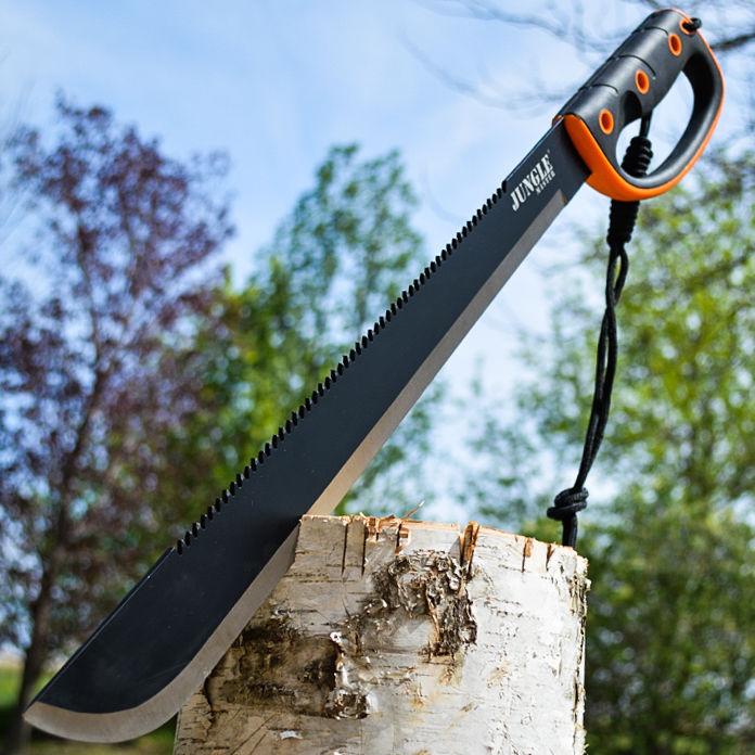 21+ Inch Knife Blade
