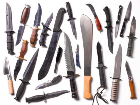 Knives/Swords/Blades