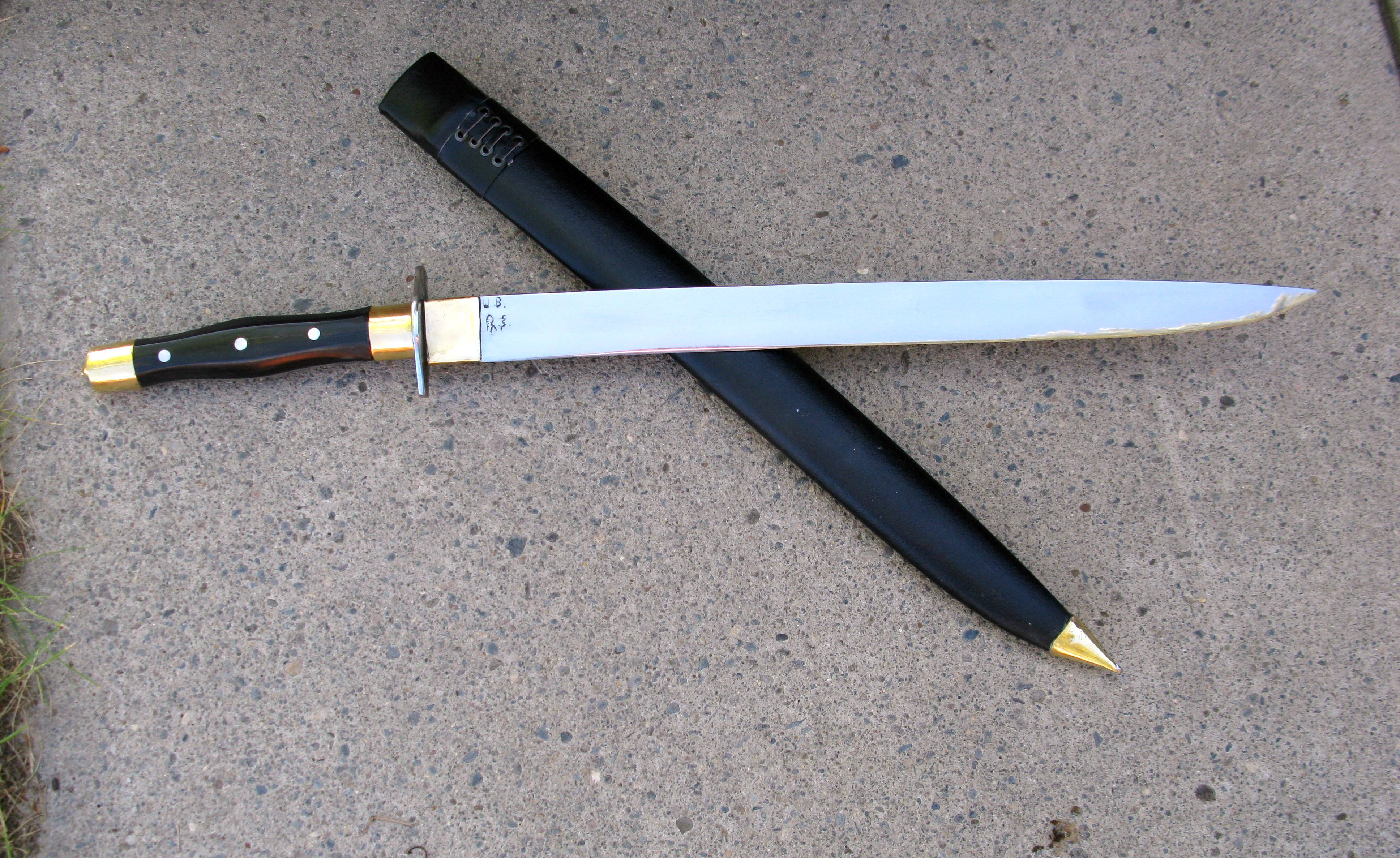 Up To 20 Inch Knife Blade